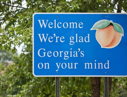 Georgia On My Mind – In The Midst Of A Crisis